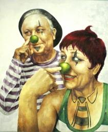 PARENTS - Acrylic - 130 x 162