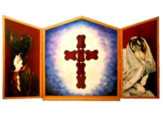 GULA - Acrylic on panel 100 x 180