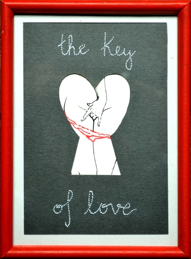 the key of love copia