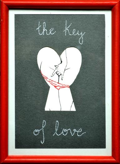 the key of love copia